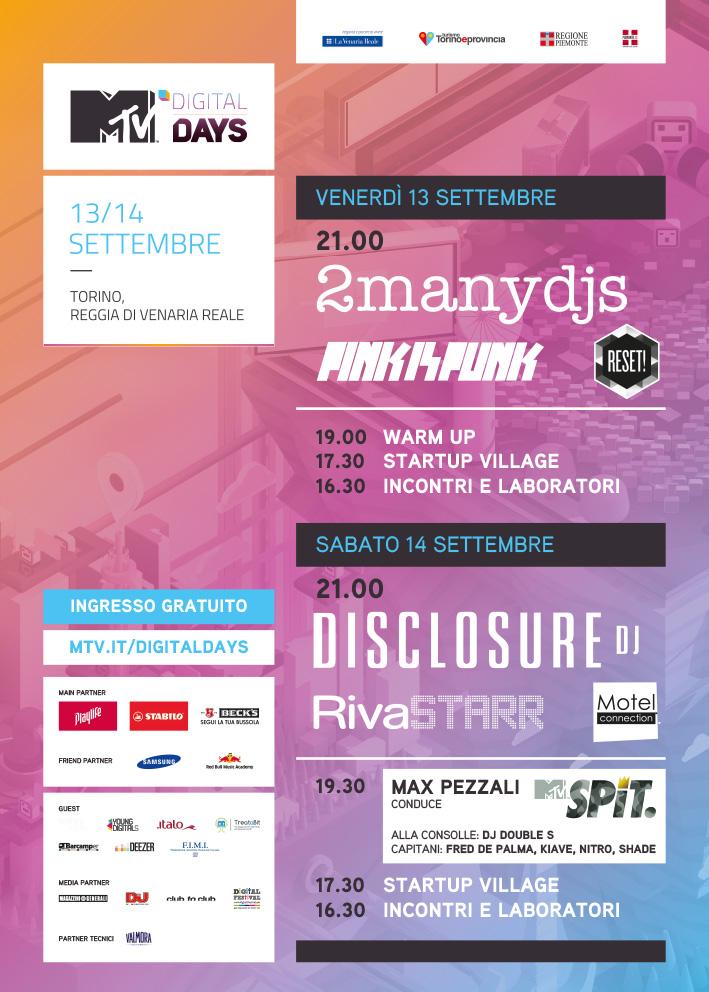 MTV Digital Days
