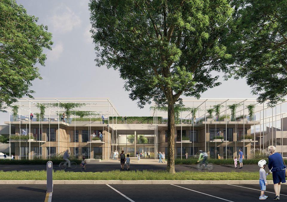 Presentato il progetto di ristrutturazione di Iren Smart Solutions dell'edificio di MUPIN e MUFANT