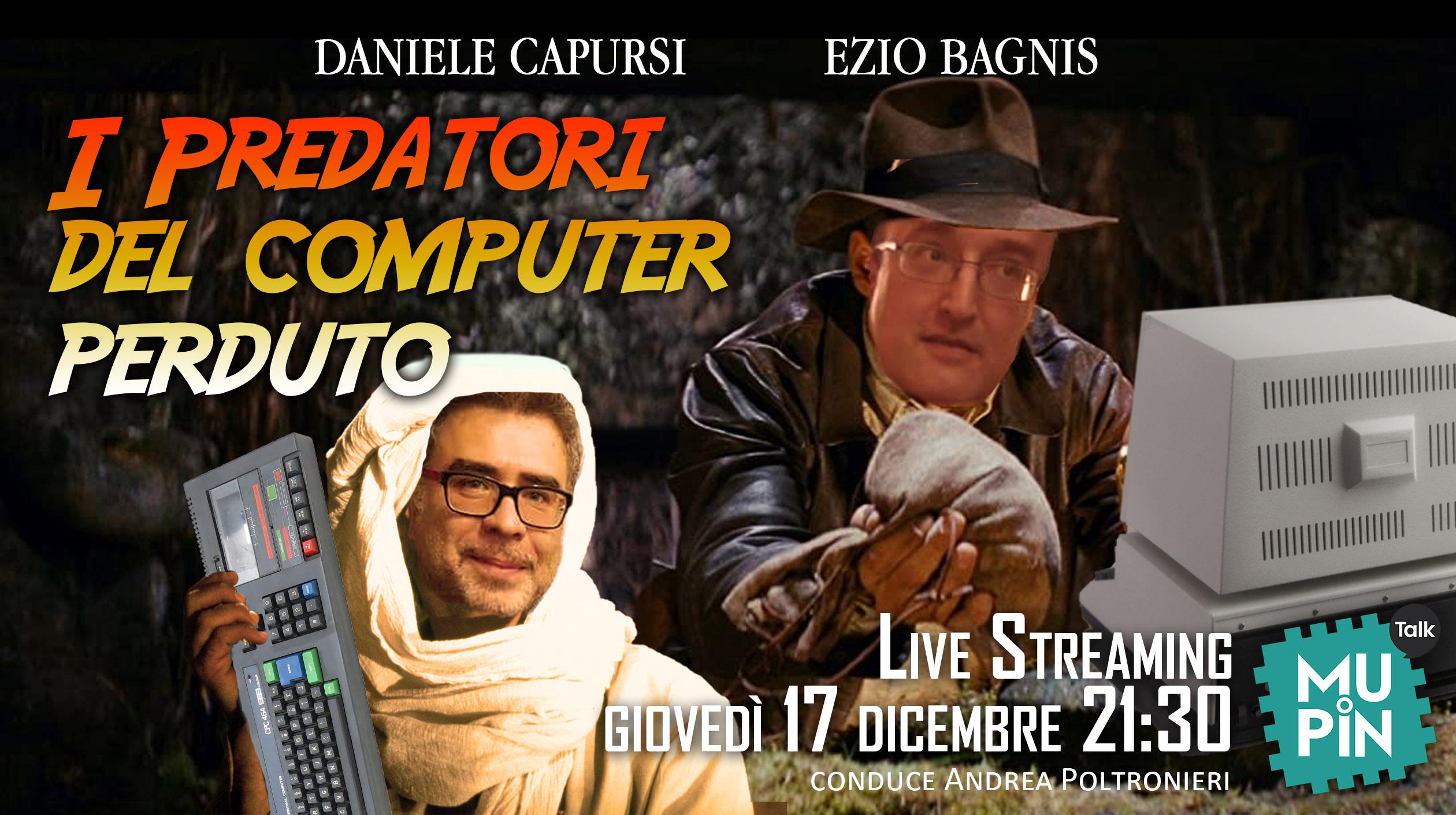 I predatori del computer perduto