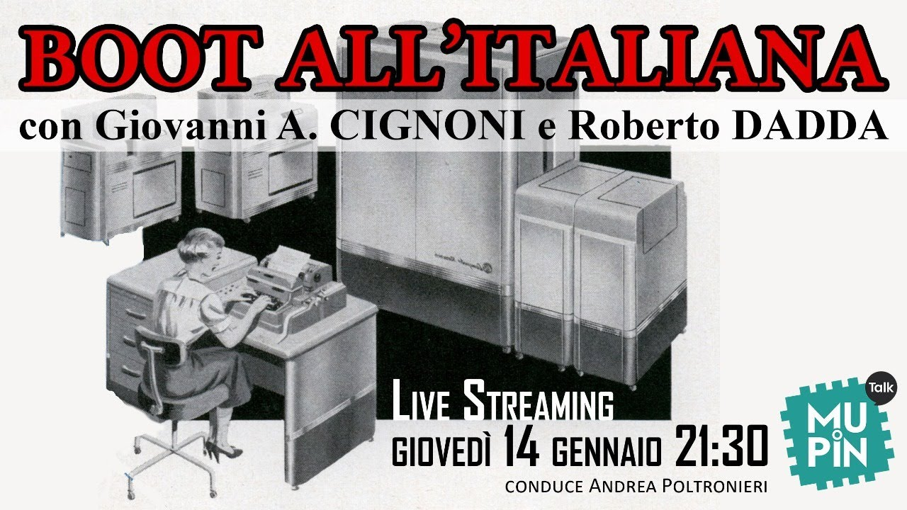 Mupin Talk S2E4 – Boot all'italiana
