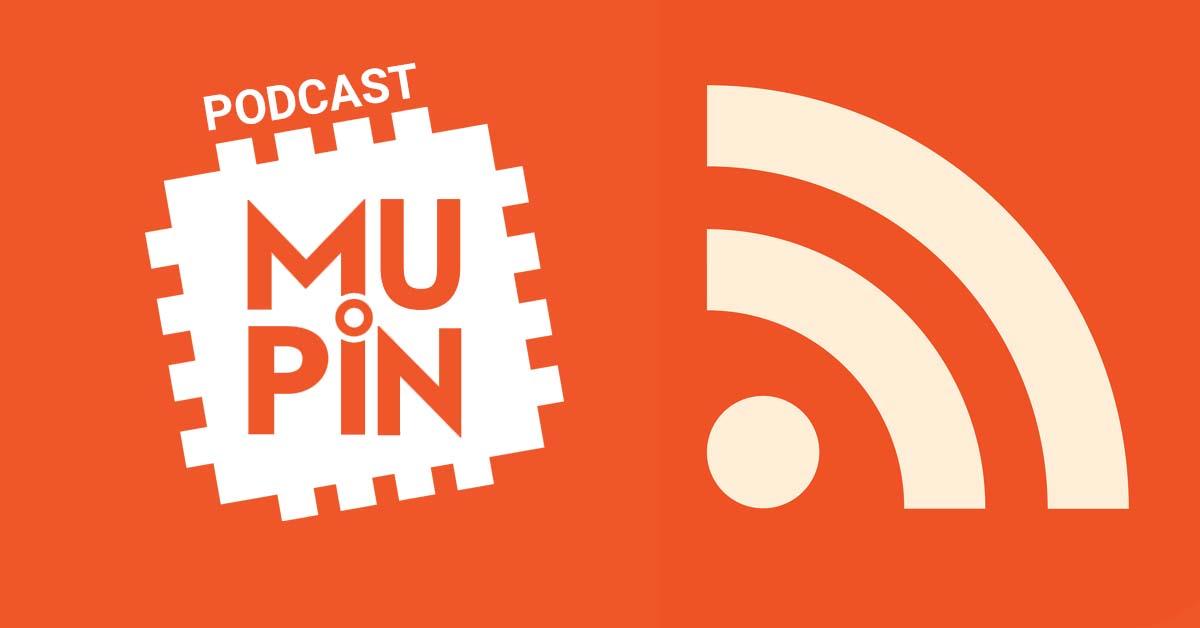 Mupin Talk diventa un podcast