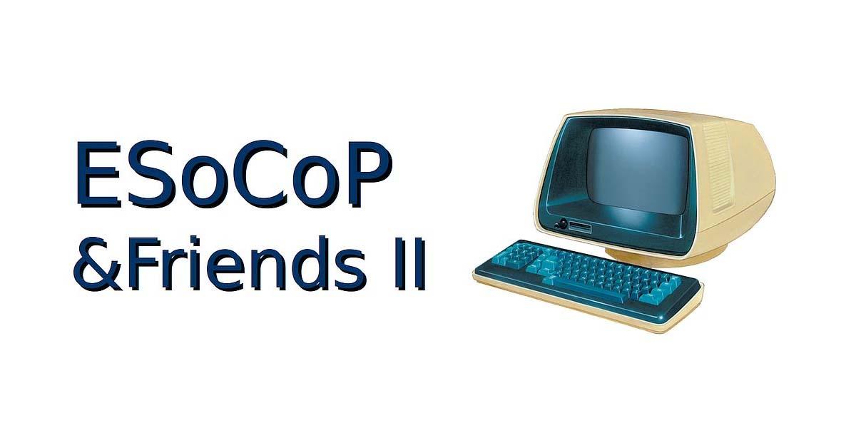 Mupin partecipa a ESoCoP and Friends II –  Live lunedì 5 aprile 2021