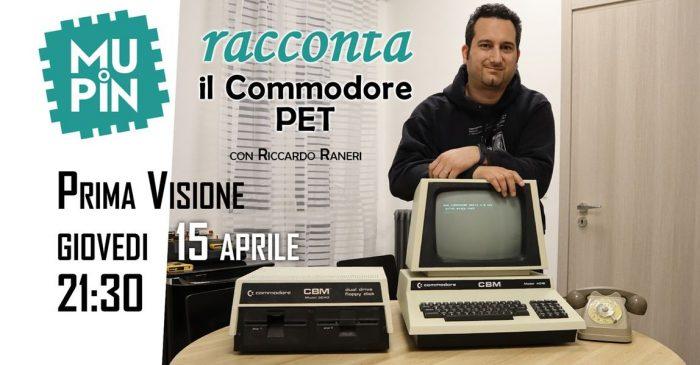 MuPIn racconta il Commodore PET